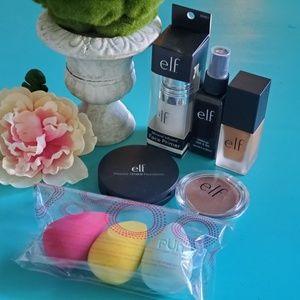 ELF PUR complexion makeup bundle